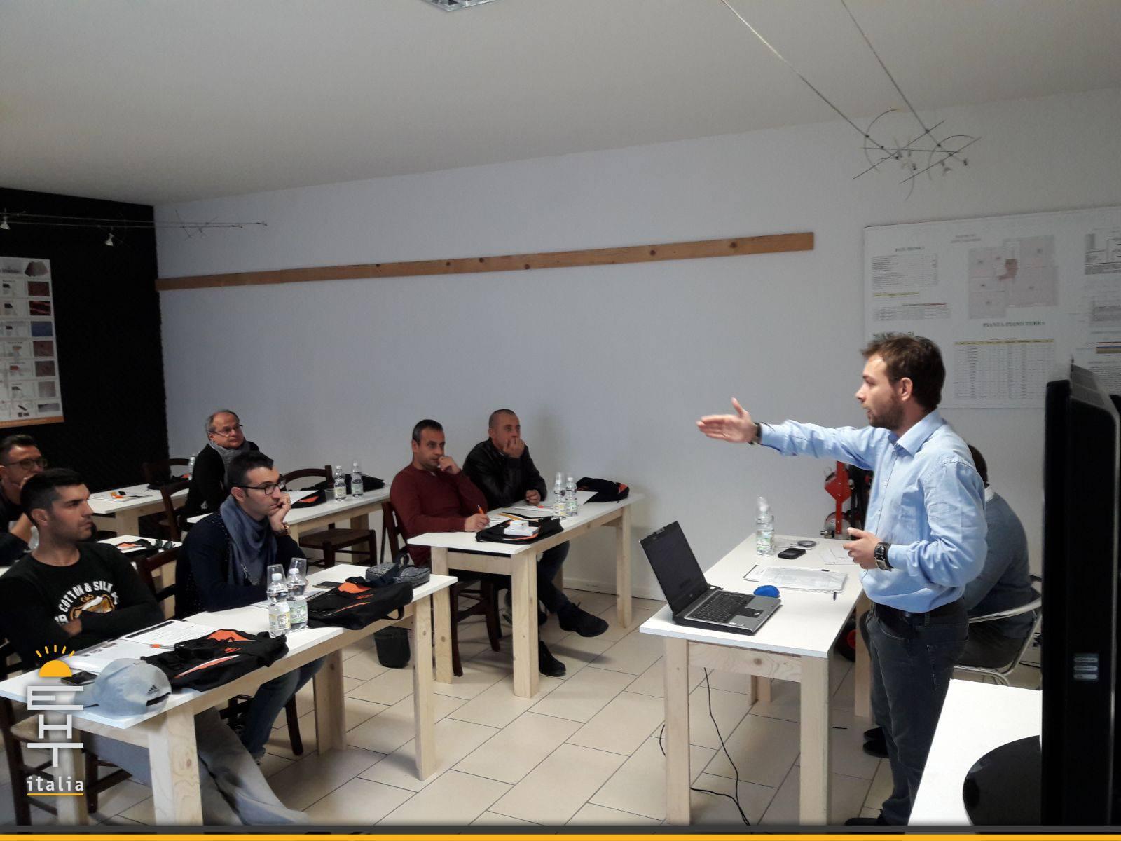 Continua La Formazione Targata EHT Italia – Corsi 26-27 Ottobre 2017