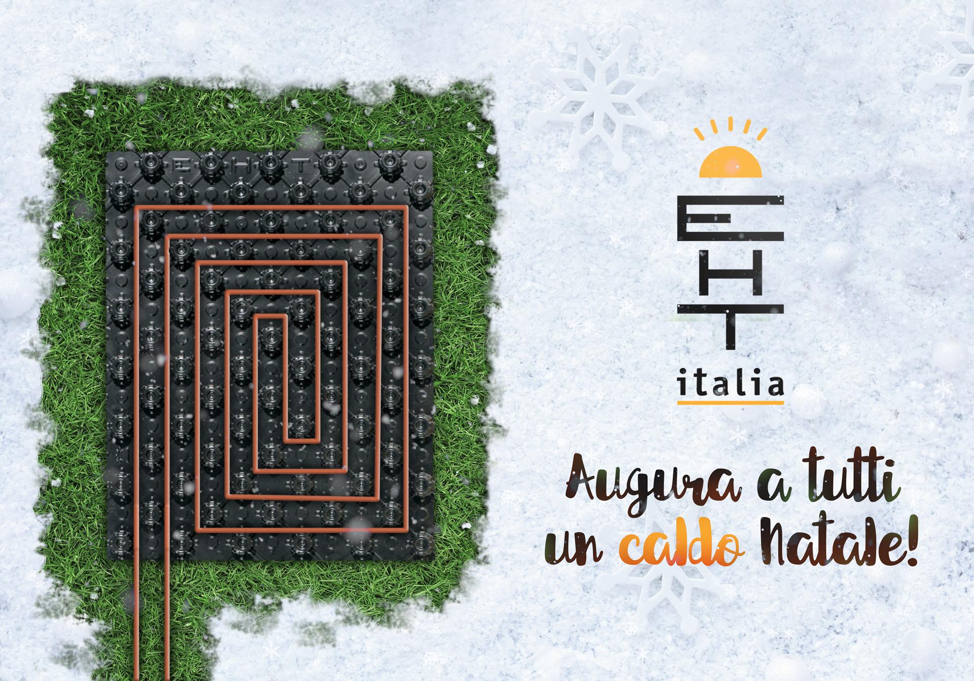 Buon Natale Da EHT Italia!