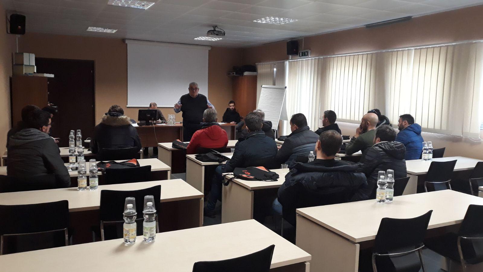 Formazione EHT Italia – Corsi Tecnici Gennaio 2018