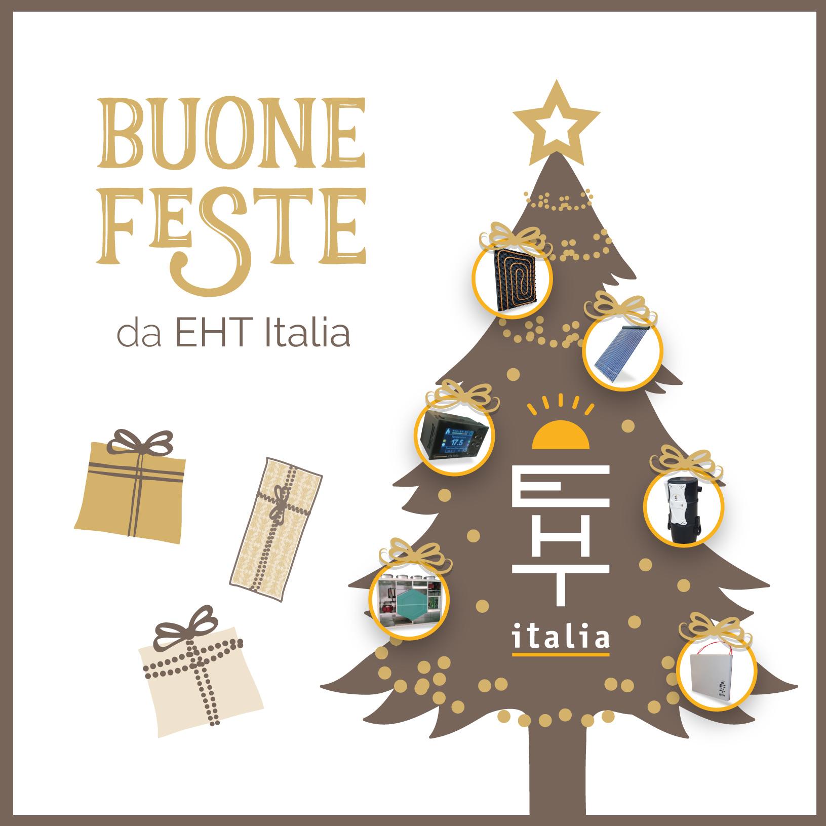 Buone Feste Da EHT Italia